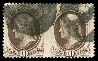 161d US postage stamp