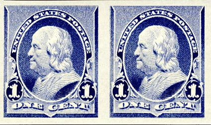 Us Stamps 1890 219