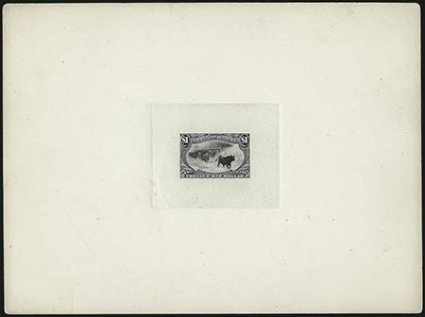 292-E8 US Postage Stamp Proof