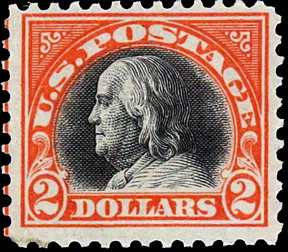 523 Scotts - US Postage Stamps