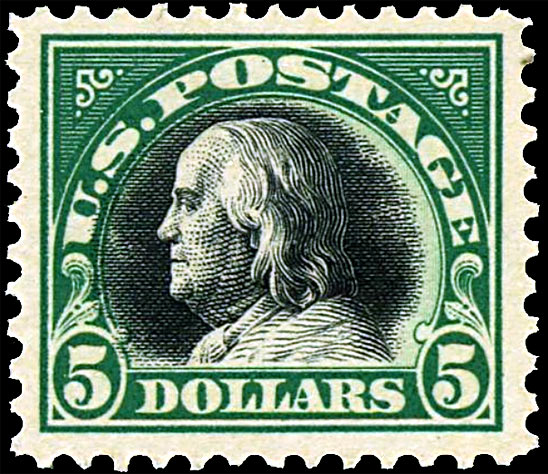 524 Scotts - US Postage Stamps