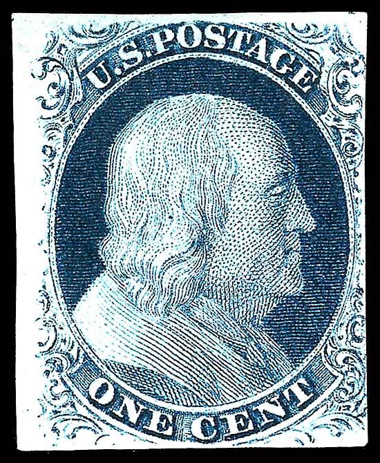 Us Stamps 8 162 1851 Franklin Us Postage Stamps